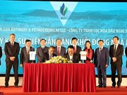 Nghi Son oil refinery ready for operation