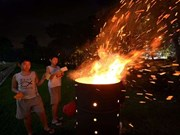 Singapore strictly controls burning of votive papers