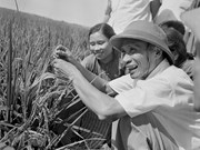 Late PM Pham Van Dong's birthday marked