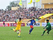 Song Lam Nghe An win second match at AFC Cup