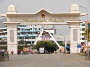 Bustling trade activities at border gates
