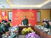 Vietnam peacekeeping agency urged to improve training quality