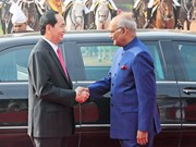 The Diplomat: Vietnam-India ties enjoy rapid development