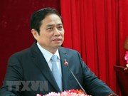 Party's theoretical council talks building of capable cadres