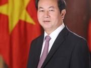 Vietnamese President begins State visit to Bangladesh