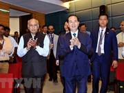 Vietnamese President's speech at Nehru Memorial Museum