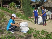 Environment protection campaign launched nationwide
