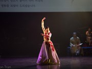 RoK choreographer to perform Truyen Kieu-based dance