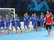 Vietnam in Group B of AFC Women's Futsal Championship