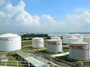 PV Oil begins trading shares on UPCoM