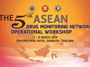 ASEAN+3 convenes narcotics workshop in Bangkok