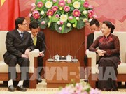 Leaders highlight strengthened Vietnam-Myanmar parliamentary ties