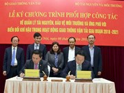 Efforts to improve environmental protection in transport