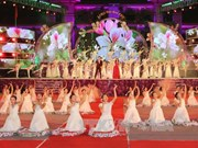 Ban Flower Festival 2018 to open in Dien Bien