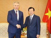 Deputy PM: Vietnam, Russia need to further boost economic ties