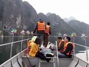 Thai youth promote tourism in Son La