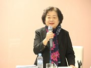 Vu A Dinh scholarship fund mobilises support in RoK