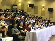 Training course for French teachers opens in HCM City