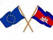 EU to reinforce cooperation with Cambodia