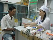 Press contest pushes for free-TB Vietnam