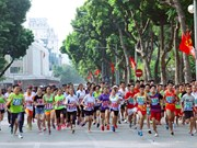 Nearly 8,000 people ready to run for peace
