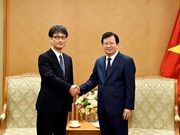 Vietnam provides favourable conditions for Japanese businesses: Deputy PM
