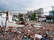 Taiwanese artist inspires from debris