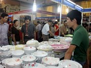 Thai Products' Week underway in Hai Phong