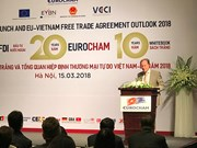 EuroCham launches 10th edition of Whitebook in Hanoi