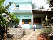 Storm-resistant houses built for typhoon victims in Quang Nam
