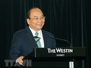 PM Nguyen Xuan Phuc urges Australian businesses to invest in Vietnam