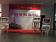 Hanoi brimful of vitality spotlighted at photo exhibition