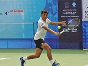 Ly Hoang Nam into India F3 Futures' semi-final