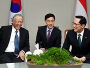 RoK, Singapore vow close ties on security issues