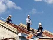 Effort to raise public awareness on resilient housing techniques