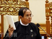 Myanmar lower house speaker U Win Myint resigns