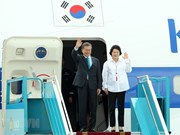 RoK President's Vietnam visit expected to tighten bilateral ties