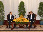 HCM City fosters collaboration with Laos