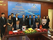 Vietnam, RoK firm sign irrigation cooperation deal