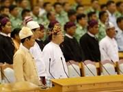 Myanmar has new lower house speaker