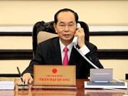 President sends condolence to Bangladesh