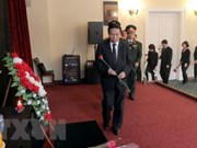 Late PM Phan Van Khai's contributions to VN's foreign relations hailed