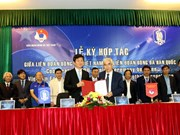 Vietnam, RoK promote football cooperation