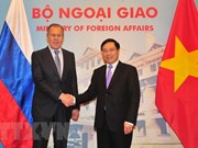 Vietnam, Russia agree on steps to boost ties