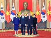 RoK President Moon Jae-in wraps up State visit to Vietnam