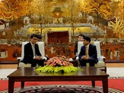 Hanoi, Hong Kong seek stronger economic partnership