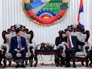 Lao PM calls for Vietnam-Laos stronger inspection bond
