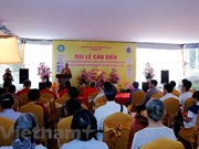 Overseas Vietnamese in Laos holds requiem for fallen soldiers