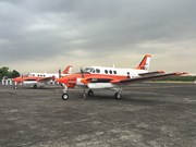 Philippines receives used surveillance aircraft from Japan