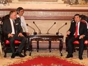 Ho Chi Minh City, Slovakia's Bratislava region enhance ties